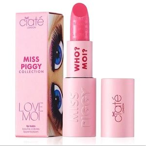NIB Ciaté London Love Moi Miss Piggy Tinted Lip Balm